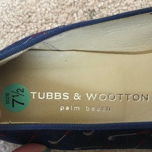 Stubbs & Wootton Shoes - Stubbs & Wootton golf club loafers Sz. 7.5